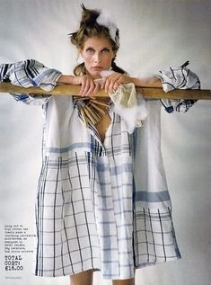 Vogue UK November 2009 Tim Walker Malgosia