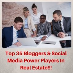 Top 35 Real Estate Social Media Players: http://www.scoop.it/t/social-media-engagement-by-bill-gassett/p/4050108350/2015/08/25/top-35-real-estate-social-media-players