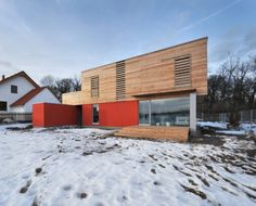 Project - House on the outskirts of Prague - Architizer