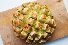 Cheesy Jalapeno Pull Bread Looks awesome!