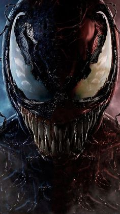 """You are watching the movie Venom on Putlocker HD. When Eddie Brock acquires the powers of a symbiote, he will have to release his alter-ego """"Venom"""" to save his life. Spiderman Venom, Marvel Venom, Marvel Villains, Marvel Fan, Marvel Heroes, Marvel Avengers, Spiderman Movie, Venom Comics, Marvel Dc Comics"""