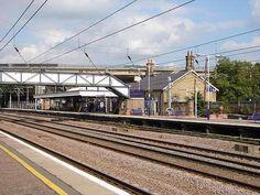 Huntingdon Railway Station serves the town of Huntingdon in Cambridgeshire…