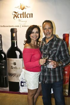 Ferllen Winery was the proud Presenting Sponsor at the 2012 Miami Wine & Spirits Expo held at the Miami Beach Convention Center.