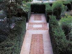 Pavimento per esterni in cotto Mattoni per pavimenti by FORNACE S. ANSELMO