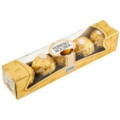Pack of Mouthwatering Ferrero Rocher Chocolates. Chocolate Day, Valentine Chocolate, Chocolate Hazelnut, Chocolate Recipes, Send Chocolates, Ferrero Rocher Chocolates, Matching Family Outfits, Dog Food Recipes, Delicate