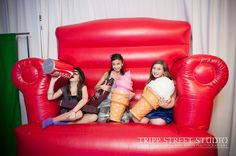 Giant Red Chair Photos The Event Of A Lifetime, Inc.