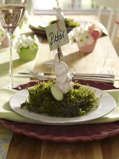 this would be so cute sitting in your salad bowl:)