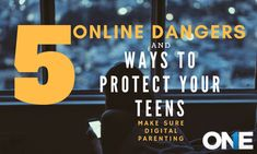 Educate your teens, responsible and secure use of the internet. Monitor digital behavior with parental control software to never leave the dangers overlooked.