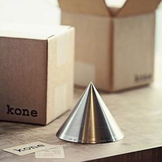 Coava   kone coffee filter, stainless steel (for use in Chemex® and other pour over style coffee makers)