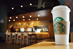 Coffee chain Starbucks swung to a loss, according to its quarterly report, after seeing comparable store sales decline by 40 percent globally...