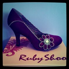 Ruby Shoo bridesmaid shoes?