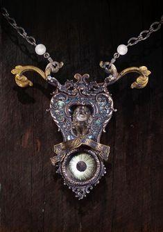 Keith LoBlue's steel chain  ObjectsandElements.com