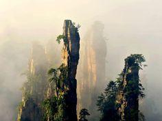 Wulingyuan 武陵源