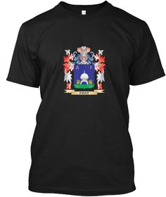 Font Coat Of Arms   Family Crest Black T-Shirt Front - This is the perfect gift for someone who loves Font. Thank you for visiting my page (Related terms: Font,Font coat of arms,Coat or Arms,Family Crest,Tartan,Font surname,Heraldry,Family Reunion,Font fa ...)