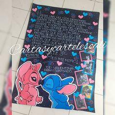 Cute Boyfriend Gifts, Cute Gifts, Ideas Para, Anniversary, Stitch, How To Plan, Ariel, Birthday, Goals