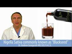 Dr Drew discusses Blackseed (Nigella Sativa)