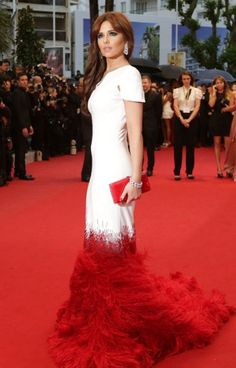 Cannes 2012 Cheryl Cole