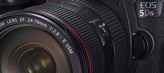 Canon celebra 80 milhões de câmaras EOS com objetivas intermutáveis