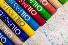 'How to Use Oil Pastels...!' (via eHow)