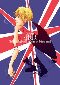 Hetalia- The United Kingdom of Great Britain and Northern Ireland