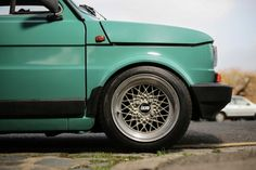 This 1993 Polski Fiat now resides in Ramsgate, Kent with its owner Dan Marren (Who also owns a rather nice Mini Mary Quant). Fiat 500, Fiat Cinquecento, New Look Inspire, Most Popular Cars, City Car, Things That Bounce, Classic Cars, Wallpapers, Events