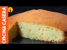 Bizcocho de Limón - Recetas de Cocina Casera - Recetas fáciles y sencillas