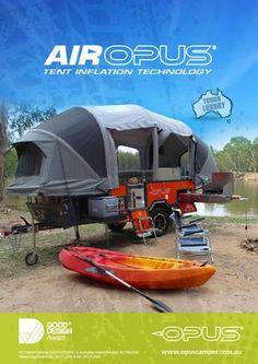 Camper Trailers – For Sale Australia-Wide   OPUS