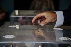 Εκλογές... η γιορτή της δημοκρατίας! #arive #photo #25_05_2014 http://ow.ly/xfBal