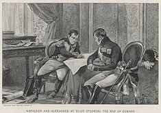 Napoleone I e Alessandro I