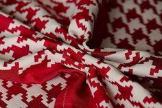 Artipoppe Tweed Red as Blood, White as Snow Wrap (wool)