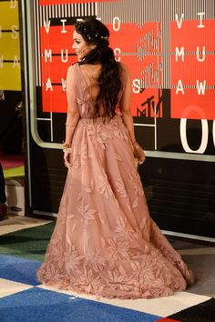 Vanessa Hudgens - 2015 MTV Video Music Awards