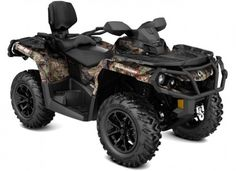 ATV Can-Am  Bombardier Can-Am Outlander MAX XT 650 Breakup Country Camo '17