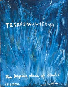 Te Rerenga Wairua - The leaping place of souls by Colin McCahon