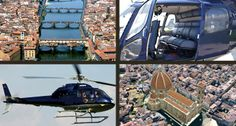Air Wallace - Tour Florence by helicopter