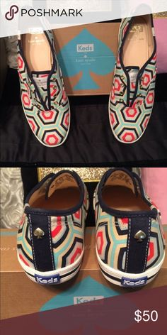 Kate Spade Kate Spade champ keds size 9 comfy and stylish kate spade Shoes Sneakers