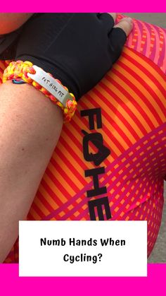 When you ride do you ever get numbness in the fingers or hands? I know I do, especially in longer rides and it is actually very common!  I've written this blog post on the topic - hope it helps! Numbness In Hands, Hand Signals, Could Play, Pressure Points, Bike Frame, Injury Prevention, Upper Body, Fingers, Cycling