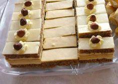 Orechovo citrónový zákusok, recept   Tortyodmamy.sk Waffles, Food And Drink, Breakfast, Basket, Morning Coffee, Waffle