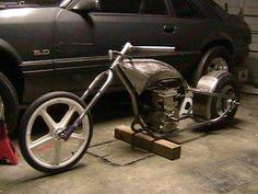 briggs mini chopper