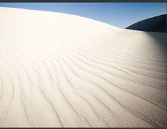 Sand Dunes Geraldton Western Australia:  Steve Backs