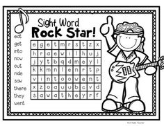I hope you enjoy this free word search.  It contains 10 Dolch Primer Words: eatgetintonowoutridesawtheretheywentAll words are horizontal or vertical.  Use as center work,  morning work, or for early finishers.  Can be printed on paper or placed in a pocket protector and circled with dry erase markers.I hope you enjoy!