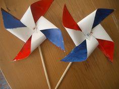 Nederlandse windmolentjes