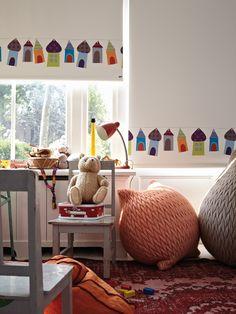 #interior #window #decoration #windowdecoration #design #modern #playroom #kids #kidsroom #teddybear #colours