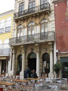 Café Aliança is the oldest café in Faro