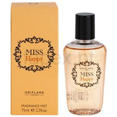 Oriflame Miss Happy spray de corpo para mulheres | fapex.pt