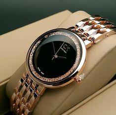 Fancy Watches, Elegant Watches, Beautiful Watches, Luxury Watches, Cool Watches, Watches For Men, Cheap Watches, Rose Gold Watches, Wrist Watches