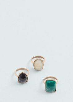 Jewellery for Woman | MANGO Thailand