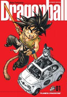 DRAGON BALL. El manga tuvo 519 capítulos impresos recopilados en 42 volúmenes. Fue escrito e ilustrado por Akira Toriyama y publicado en Shōnen Jump entre 1984 y 1995.Las ventas del material impreso están cuantificadas en más de 157 millones de copias en Japón y más de 230 millones a nivel mundial. Es considerada como una de las obras más influyentes y populares de la época contemporánea y gran propulsor del éxito manga fuera de las fronteras.