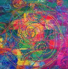 textile arts   Textile image photo galleries - Textile Art - Jill Dian Izzard ...