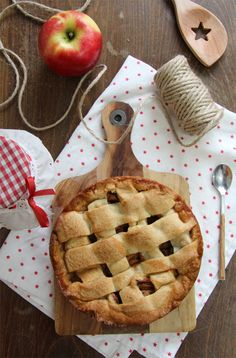 Receta de Tarta de Manzana holandesa | Dulce sentimiento | Bloglovin'