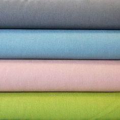 Essex Linen by Robert Kaufman Fabrics from Warp & Weft | Exquisite Textiles